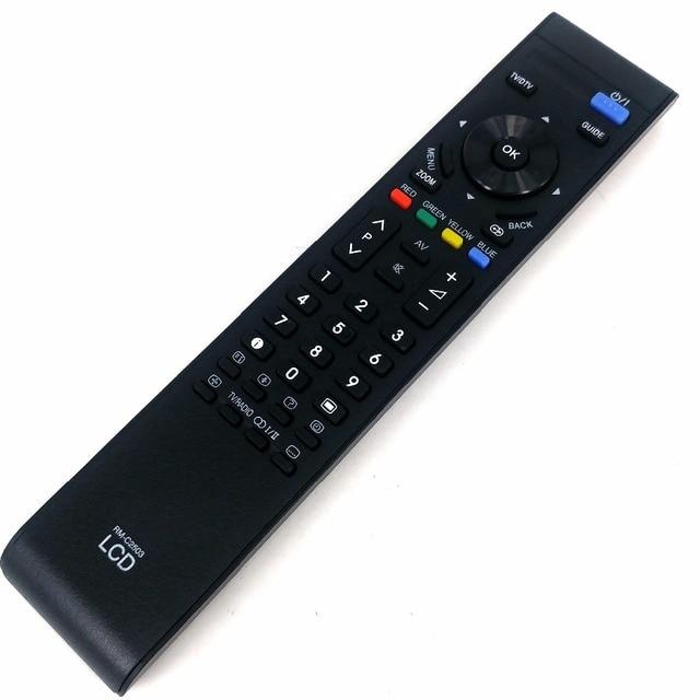 جديد استبدال RM C2503 ل JVC تلفاز LCD التحكم عن بعد LT 42E488 LT 42E478 HD 52G566 Fernbedienung