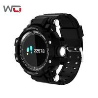 WQ 2018 Heart Rate GW68 Smart Watch Pulse Blood pressure Smart bracelet Pedometer IP67 Waterproof Sport Wristwatch Clock