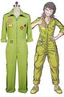 Супер DanganRonpa Kazuichi суды Косплэй костюм полный комплект