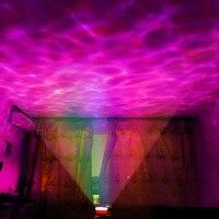 Nacht licht Neuheit Beleuchtung projektion lampe USB lade atmosphäre lampen therapie projektion licht Kreative lautsprecher nacht licht