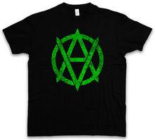 VEGANANARCHISM symbol shirt