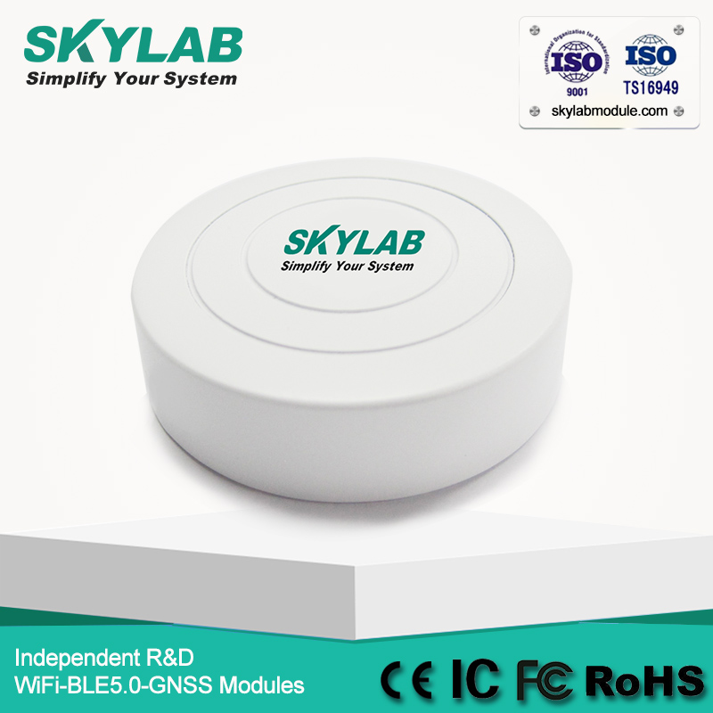 Hot Skylab Ibeacon Bluetooth Low Energy Ble 4.0 Proximity Device Uuid Major Minor Programmable Nrf51822 Ble Beacon Eddystone