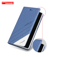 For Xiaomi Redmi 4x Case Original Tscase Stand Flip Cases Luxury PU Leather Case For Xiaomi