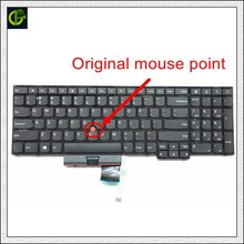 Nouveau clavier anglais pour Lenovo ThinkPad Edge E530 E530c E535 E545 04Y0301 0C01700 V132020AS3 ordinateur portable américain