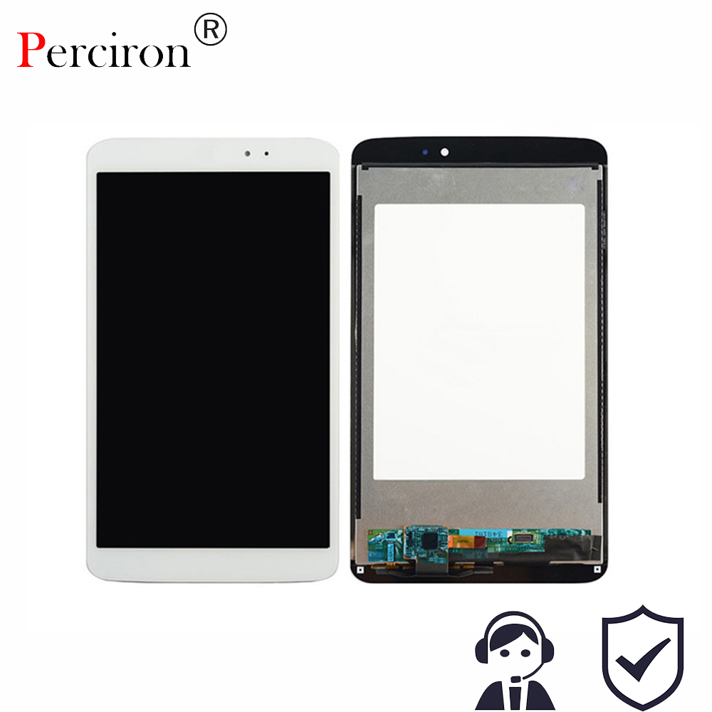 цена на New 8.3'' inch LCD DIsplay + Touch Screen Digitizer Glass Assembly For LG G Pad 8.3 V500 Wifi Version Free shipping 100% test