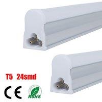 4 Pack Of 5w 9w 1ft 2ft T5 Intergrated LED Tube Light Power Voltage 85 260V