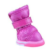 Warm Puppy Winter Shoes for dogs small Dogs