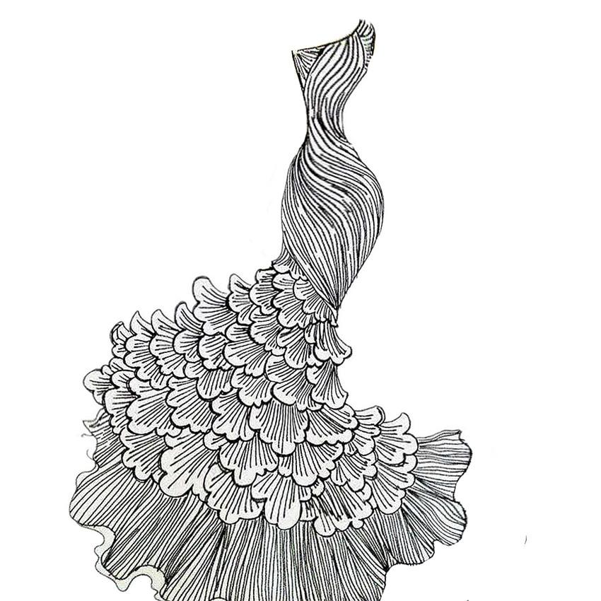 Diy Wedding Gowns: Aliexpress.com : Buy PANFELOU Mermaid Dress Wedding Dress