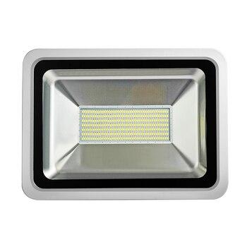 150W 220V ไฟ LED น้ำท่วมกลางแจ้งไฟ 9000LM 300LEDs SMD5730 Floodlights Reflector Led Spotlight กันน้ำกลางแจ้งโคมไฟ