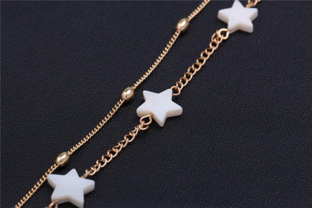 HTB1CAajNpXXXXbfaXXXq6xXFXXX0 Women's Fashionable Ankle Bracelet Foot Jewelry - Many Styles