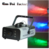 1500W Smoke Machine fog machine for Remote Wire DMX512 DJ Stage Lighting