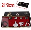 Assassins Creed Necklace brooch rings action figures gift model TOYS