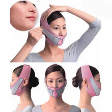 Против морщин половина лифта V линия лица Тонкий похудения маска на щеки ремень