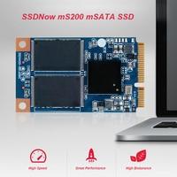 Kingston SSDNOW MSATA SSD SATA III 120GB 240GB Internal Solid State Drive Hard Disk For Laptop