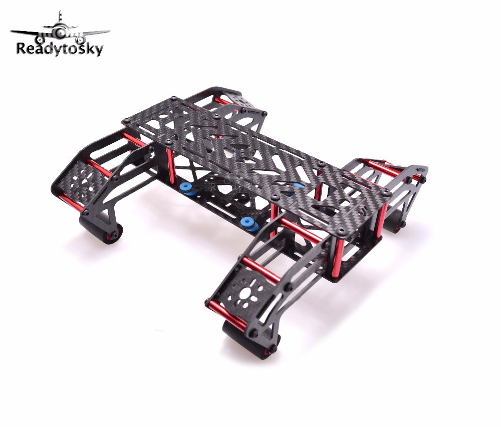 250-C30  250mm Wheelbase 3K Carbon Fiber QAV250 Mini 250 Quadcopter Frame Kit with Damping Board for RC Multicopter rc quadcopter parts carbon fiber frame accessory fitting for qav 250 c250 mini rc quadcopter frame set drone dron parts