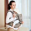 New Design Soft Baby Backpack Breathable Baby Hipseat Belt Infant Carrier Double Shoulder Strap Safety Bag Baby Waist Stool