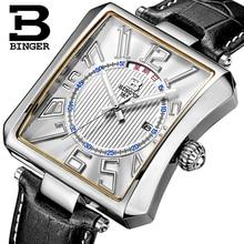 Tonneau Armbanduhren Leder Schweiz