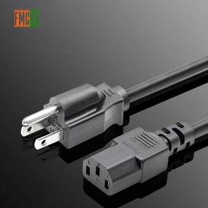 Image 5 - Cable de alimentación US 2,5 m 2 Pin redondo AC US Plug mm2 grueso servidor Cable de alimentación/plomo/Cable para servidor UPS/PDU
