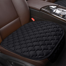 KKYSYELVA  1PCS New winter car service seat, warm and comfortable single service, suitable for front row seats