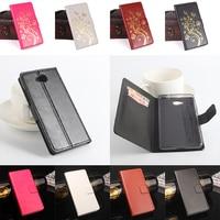 For Microsoft Lumia 650 Case Cover Good Quality Leather Case Hard Back Cover For Microsoft Nokia