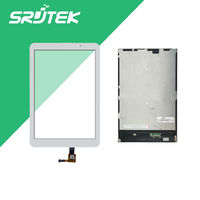 White Full LCD DIsplay Touch Screen Digitizer Replacement For Huawei Mediapad T1 10 Pro LTE T1