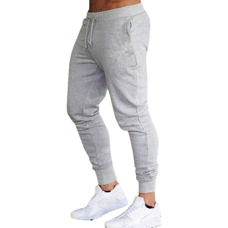 Casual Jogger Brand Men Pants Trousers Hip Hop Harem Joggers Pants Male  Mens Joggers Solid Pants Sweatpants Large Size XXL