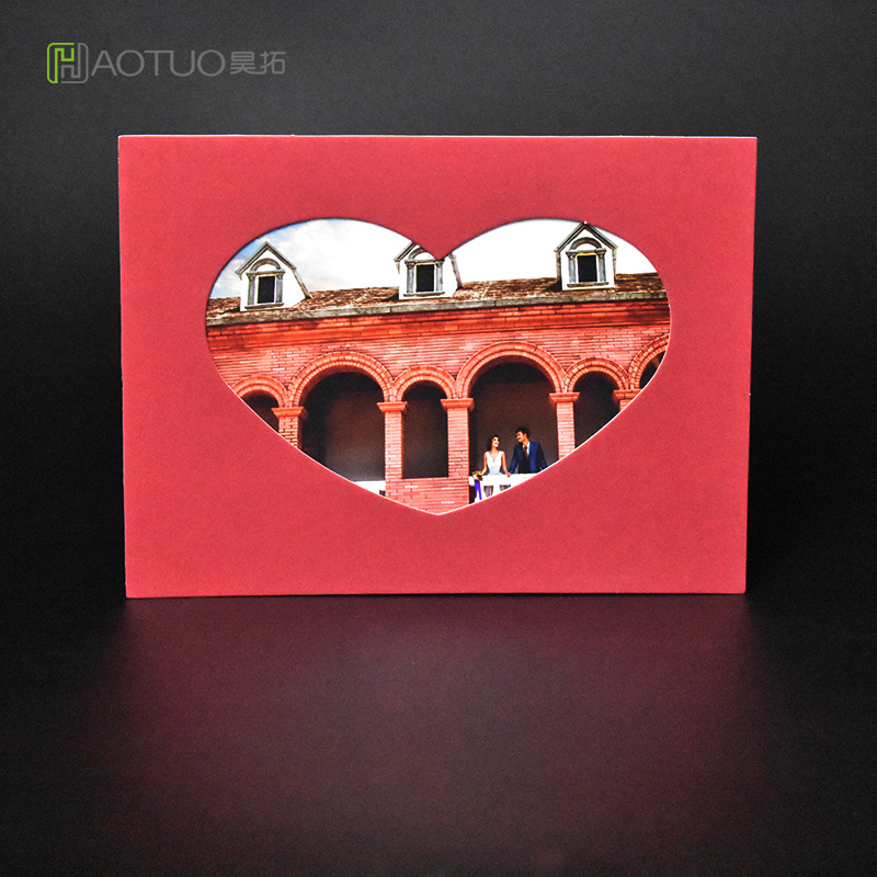 ᗚacid free cardboard photo easel mat for 6 inch pictures wedding