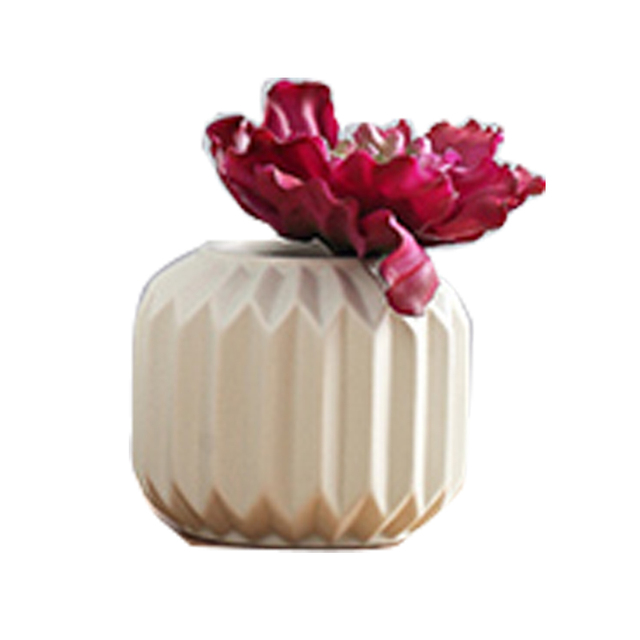 Aliexpress buy silicone mold modern minimalist ceramic flower silicone mold modern minimalist ceramic flower vase creative dry flower folding home decoration cement 3d vase mightylinksfo