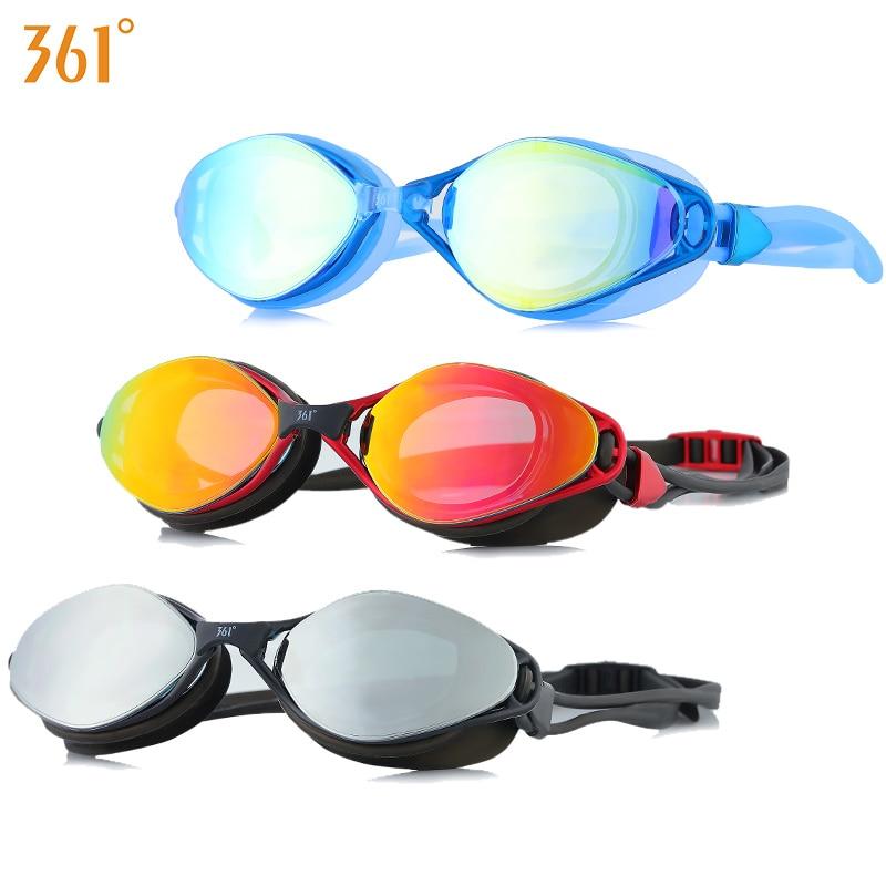 8e6c06142f3e 361 Swim Goggles Adult Anti Fog Swimming Goggles for Pool Waterproof UV  Protection Water Swimming Goggles Men Women Swim Eyewear