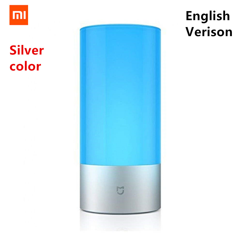 English Version Xiaomi Mijia Yeelight LED Light Smart Indoor Night Light Bedside Lamp Remote Touch