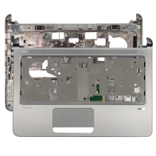 Original New For Hp ProBook 430 G3 Palmrest With Touchpad Upper Case keyboard Bezel Top Cover 826394-001 Silver laptop Top cover цена