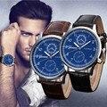 Relogio masculino 2017 Dos Homens de Negócios de Pulso De Quartzo-relógio Marca de Topo de Luxo Famosos Popular Quente do Sexo Masculino Relógio de Quartzo Relógios