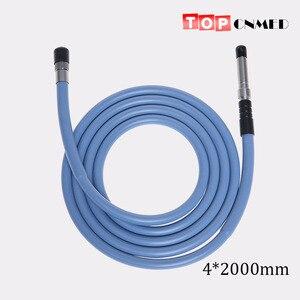Image 1 - Fiber optik kablo fiber kablo silikon kablo storz olympus 4mm 2000mm