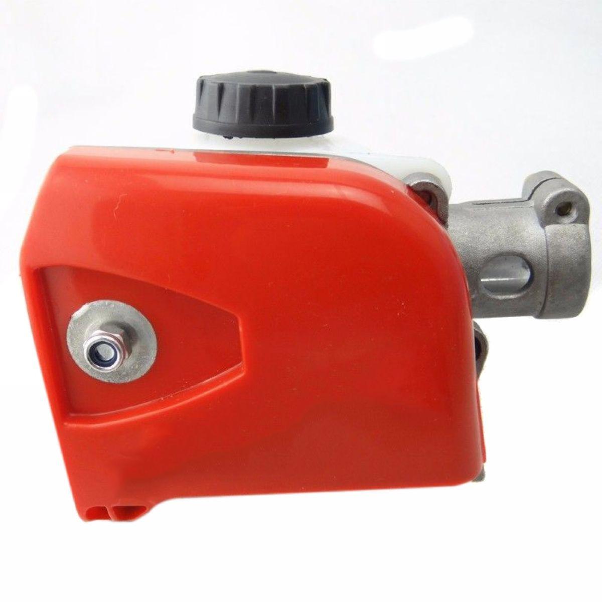 FGHGF 26mm 7 Spline Top 9 Spline Pole saw Tree Cutter Chainsaw Gearbox Gear head Tools Orange&White