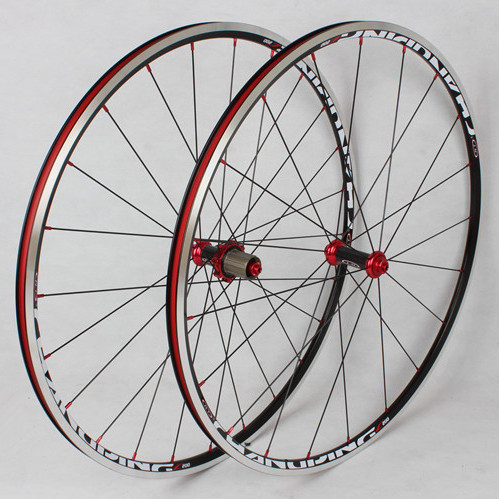 MEROCA C200 <font><b>700C</b></font> Carbon Fiber Road Bicycle Wheels <font><b>Rim</b></font> Drum 6 Claws 120 ring Sealed Bearing Wheels Racing wheelset <font><b>Rims</b></font> image