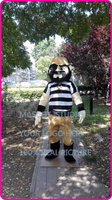 mascot pirate man mascot costume strong pirate custom adult size cartoon character cosplay fancy dress carnival costume 41234