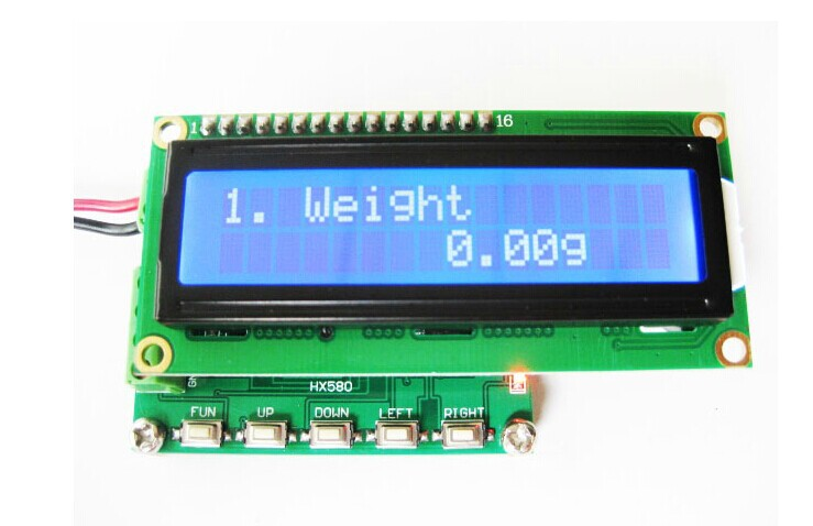 Weighing sensor display instrument Intelligent display instrument simple 24 high precision type instrumentWeighing sensor display instrument Intelligent display instrument simple 24 high precision type instrument