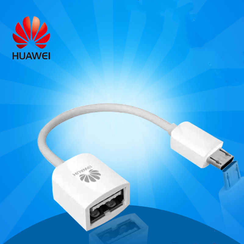 Câble de chargeur d'origine 15 CM Huawei OTG Micro USB pour USB A câble de données pour Smartphone p10 p9 lite p8 mate 7 8 honour 9 10 lite 8x