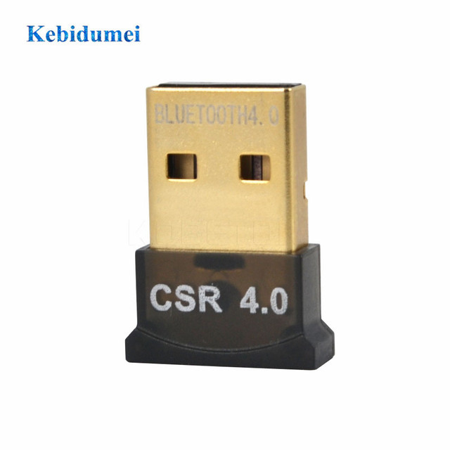 Kebidumei Bluetooth 4.0 מתאם Dongle USB 2.0 אלחוטי EDR מתאם עם 3 Mbps עבור מחשב נייד מחברת Tablet מחשב החדש