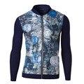 2016 НОВЫЕ Моды для Мужчин Толстовки Бренд Clothing Костюм Высокого Качества для Мужчин Толстовка Толстовка Повседневная Молнии Толстовки Человек P68043