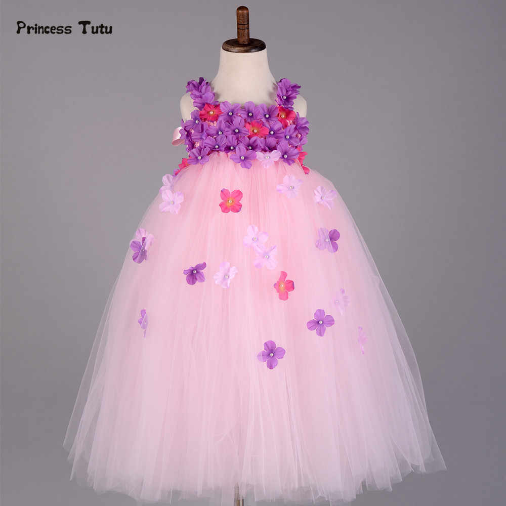 9a314b6fea Detail Feedback Questions about Flower Fairy Princess Dress Costume ...