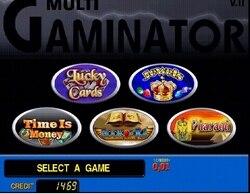 Gaminator 5w1 v2 do gry hazardowej w kasynie