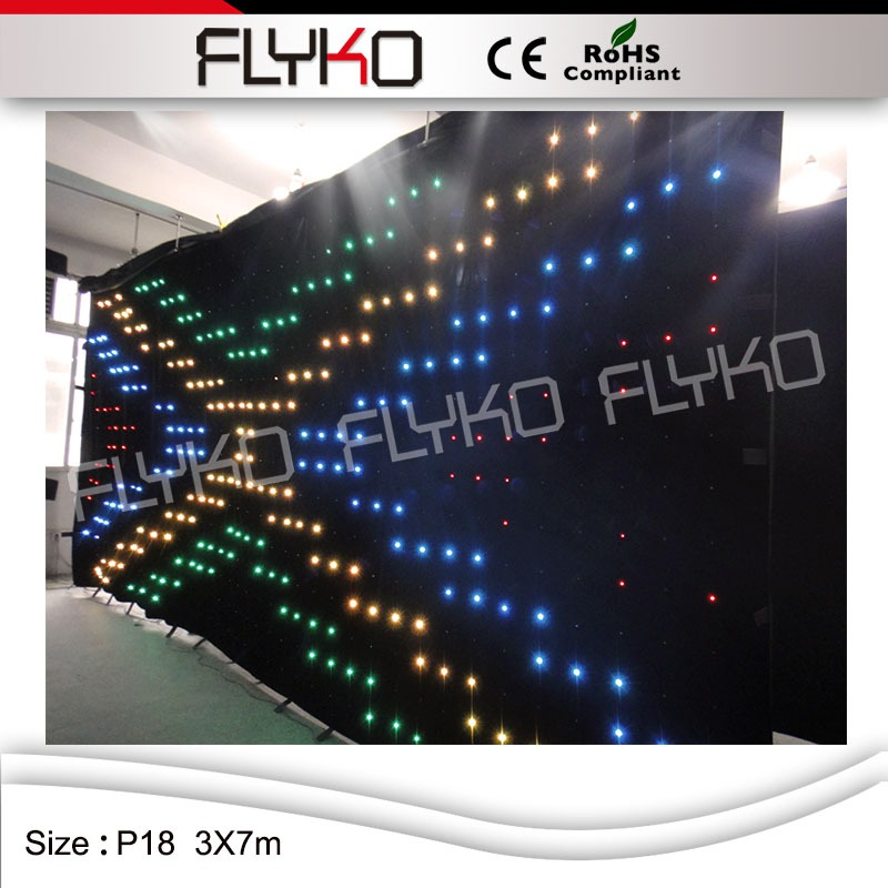 Online Buy Wholesale Led Curtain Rental From China Led Curtain