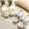Cute Sleeping Cats Simulation Sounding Shoe Kittens Wool Knitting Toys For Kids