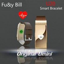 Новая мода U20 Bluetooth Smart мониторинга сердечного ритма гарнитура Bluetooth шаг движения умный Браслет