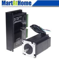 CNC BLDC Brushless DC Motor Driver Kit Input 18~56V 3000RPM 103W 125W 188W