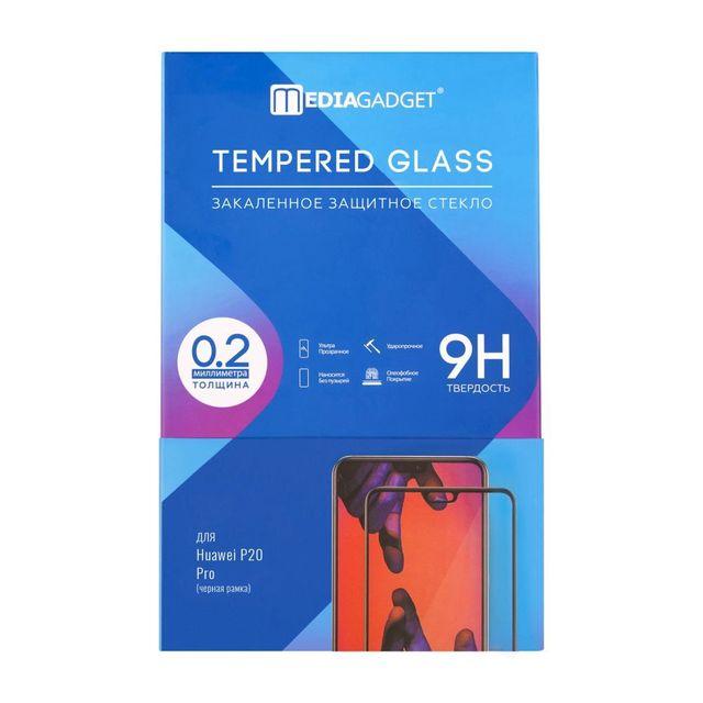 Защитное стекло MEDIAGADGET 3D FULL COVER GLASS для Huawei P20 Pro