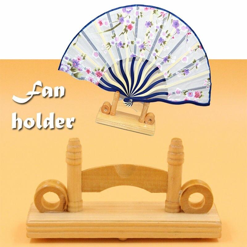 Aliexpress Buy 40cm Chinese Japanese Foldable Fan Display Magnificent Japanese Fan Display Stand