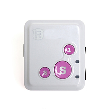 New Arrival V16 Personal GPS Real Time Tracker Small Size & Multifunction SOS Communicator