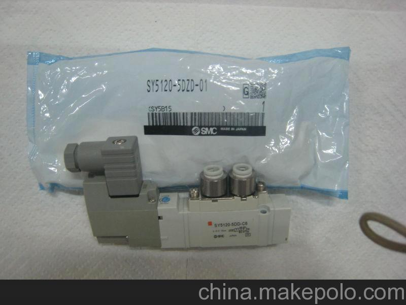 BRAND NEW JAPAN SMC GENUINE VALVE SY5120-5DZD-01 japan smc pneumatic solenoid valve sy5120 5lzd 01 10 times penalty upon each false corn sy5120